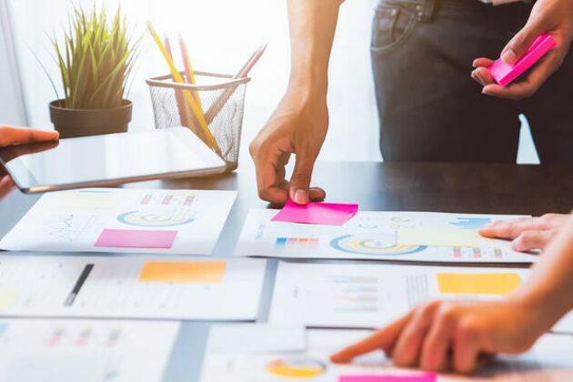 Formation professionnelle marketing et vente
